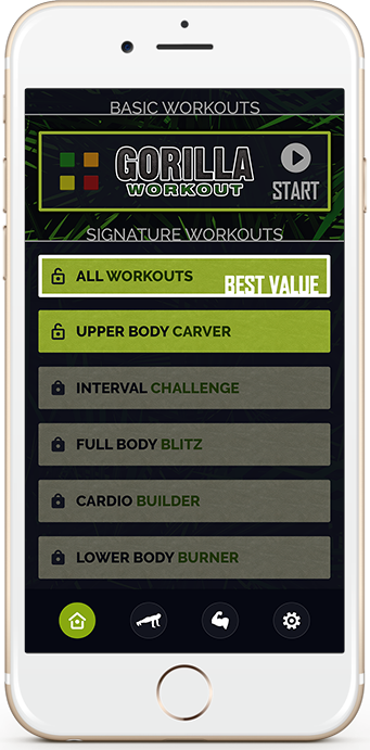 INTRODUCING THE TOP DOG OF WORKOUT APPS